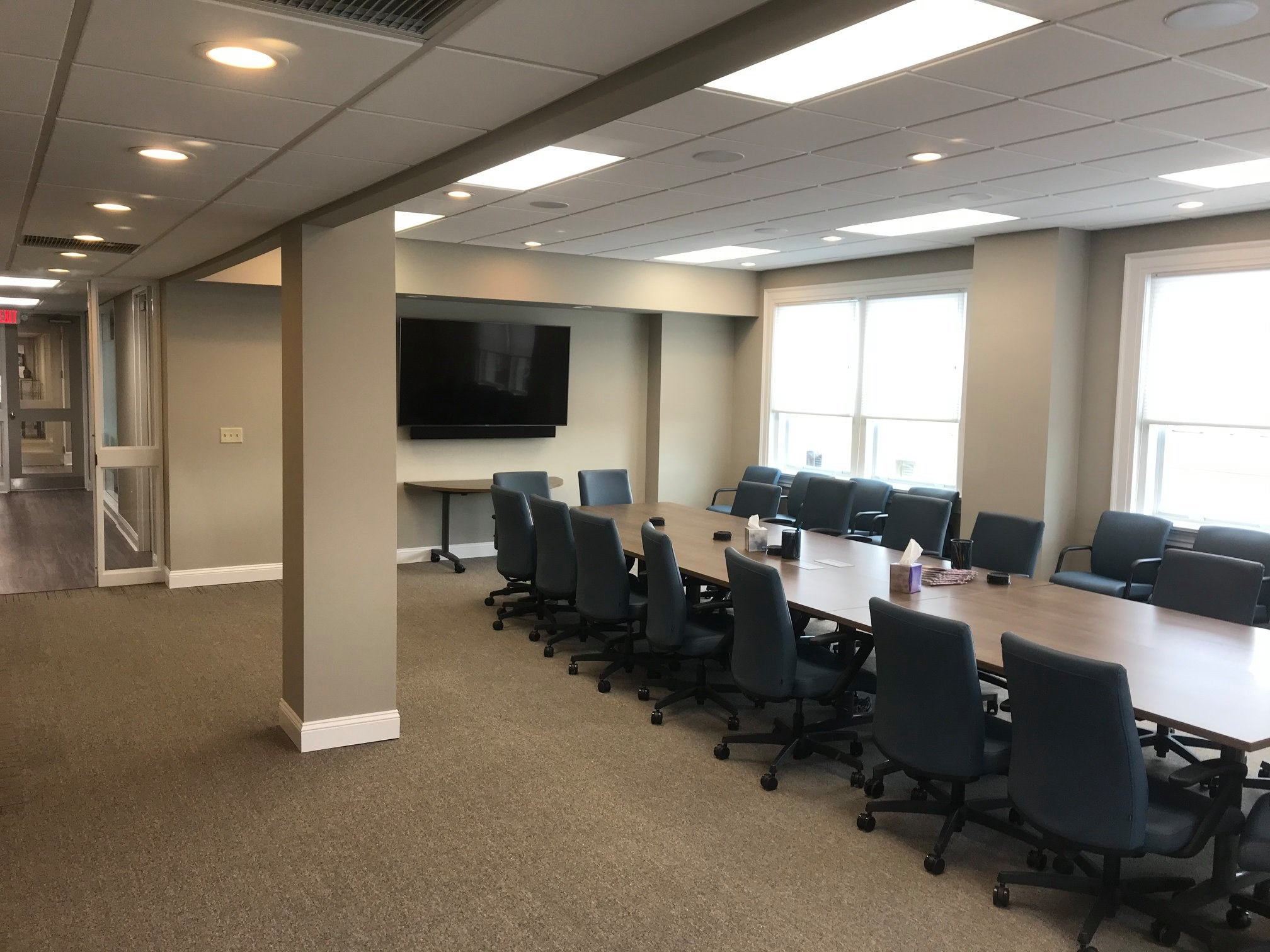 Hendersonville Builder: Project with Community Foundation of Henderson County